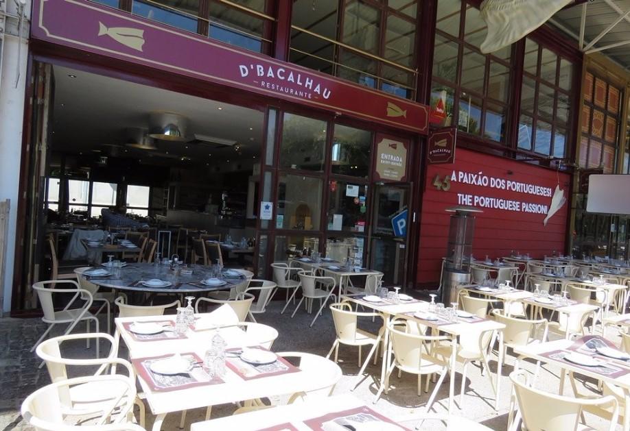 Restaurant D'Bacalhau