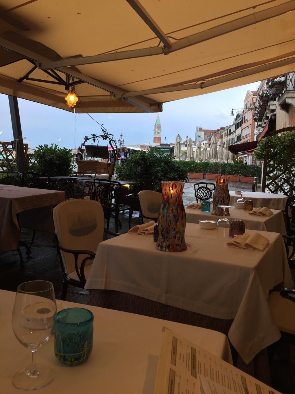 Restaurant Osteria ae Spezie Venise