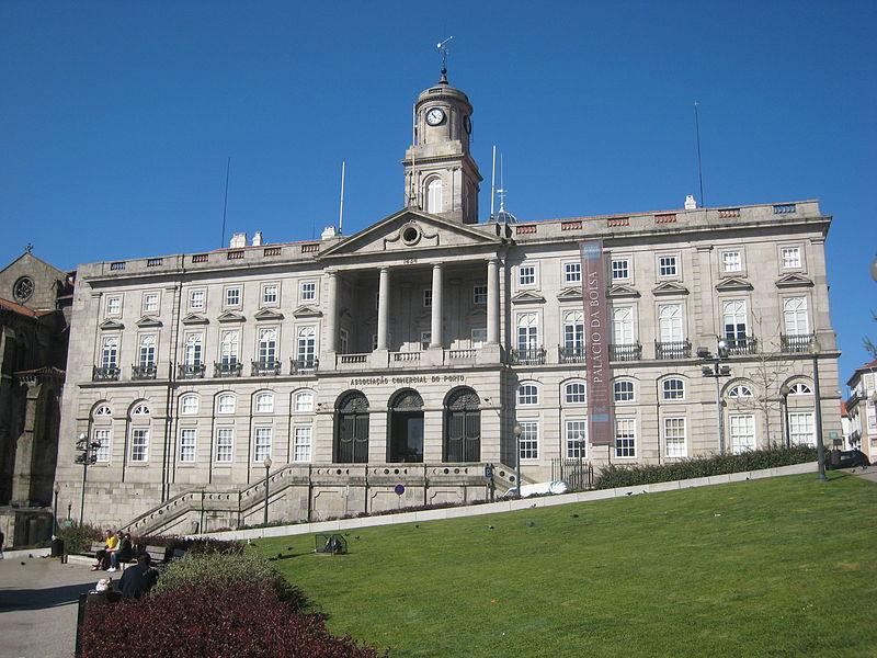 Palais de la bourse Porto