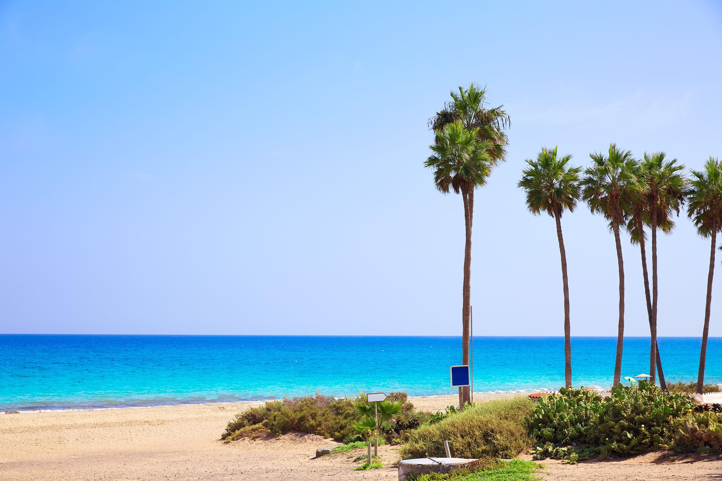 Plage Costa Calma Fuerteventura