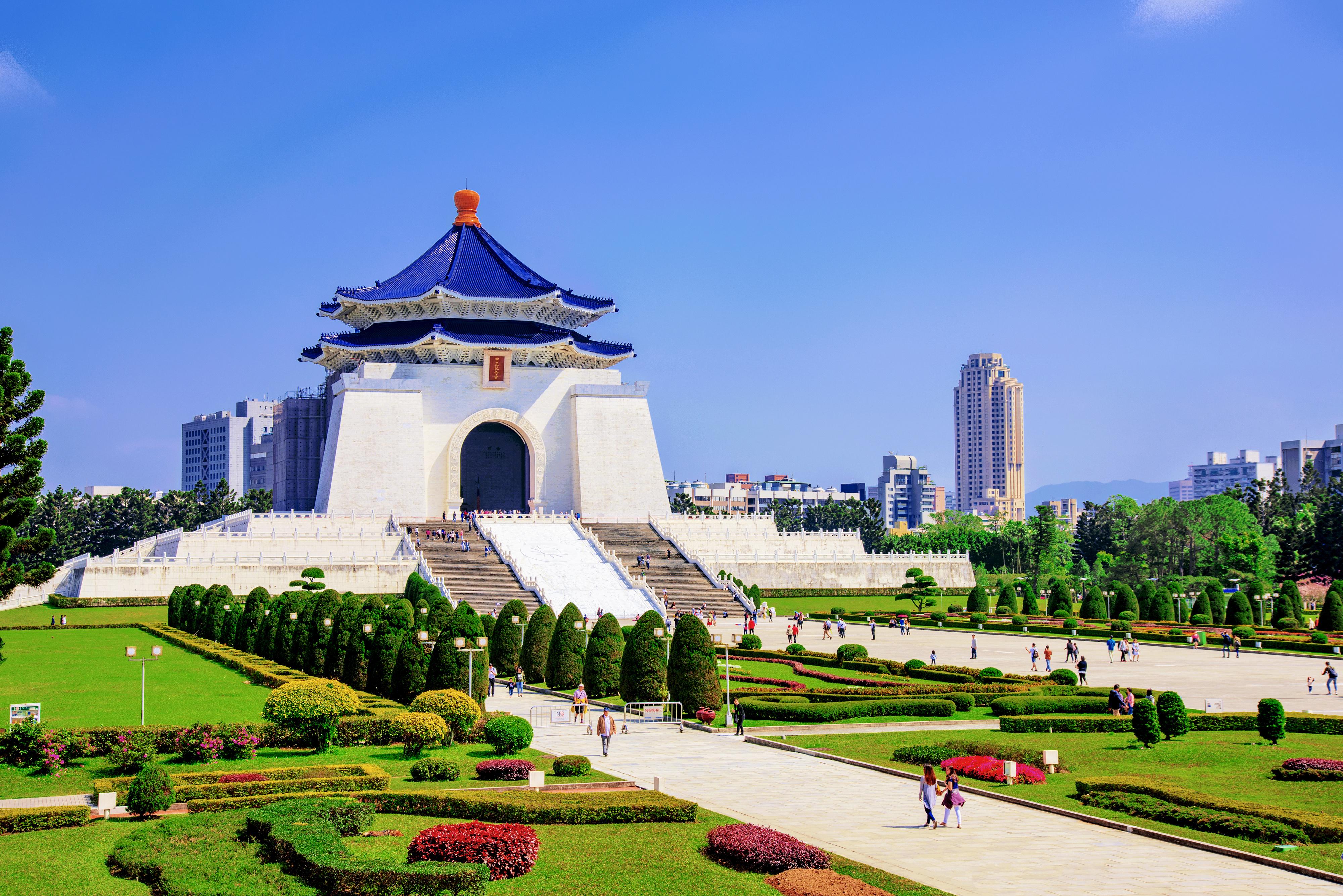 Mémorial de Chiang Kai Shek