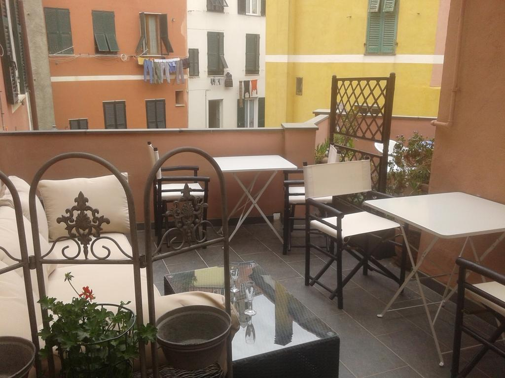 Lisetta Room Cinque Terre