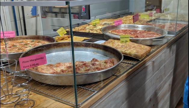 pizza cinque terre