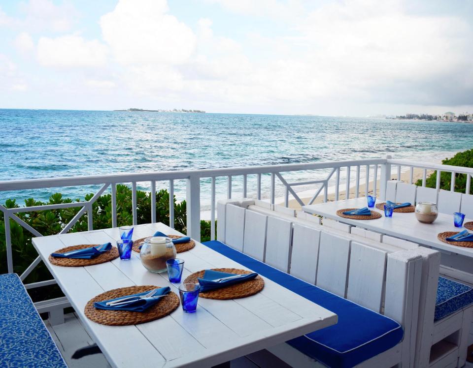 restaurant Blue Sail Bahamas