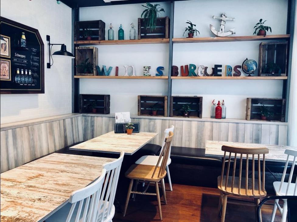 La iguana est un restaurant qui fait d'excellentes paella à llloret de mar