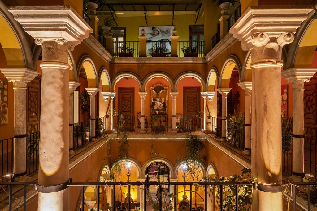 hotel casa del poeta à Séville quartier de Santa Cruz