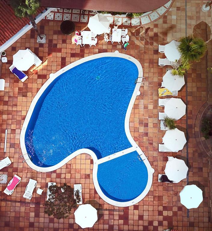 piscine hotel mireia  hôtels à lloret de mar