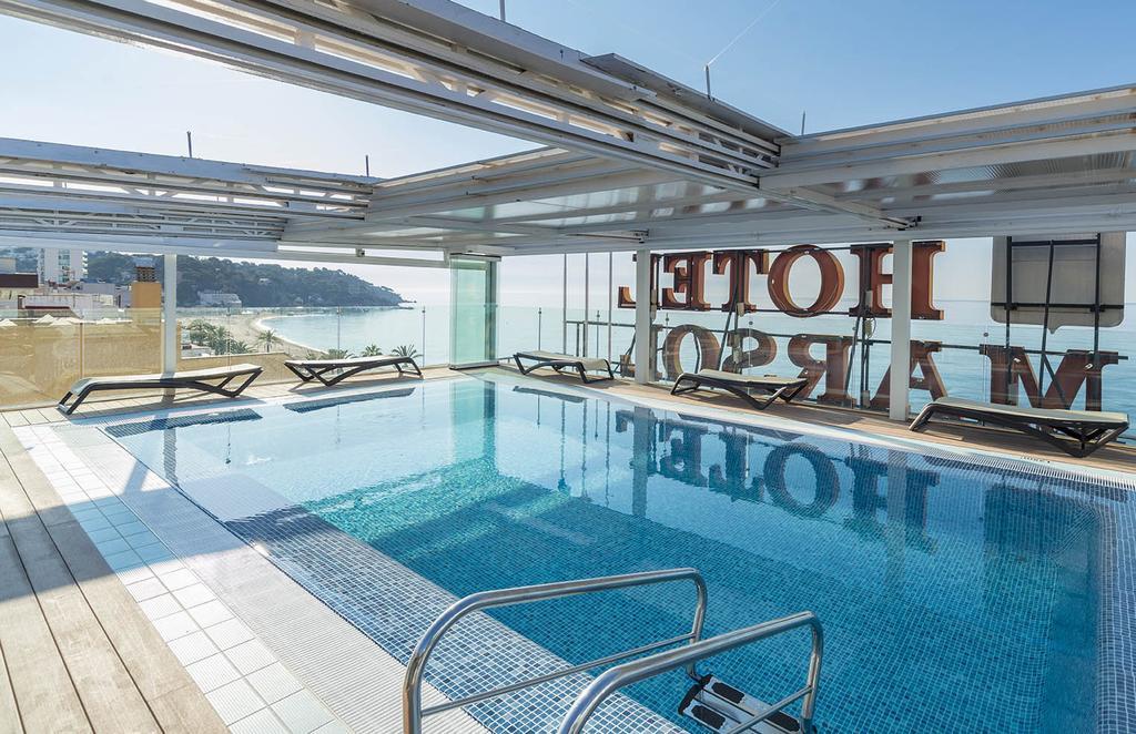 hotel marsol 4 étoiles moyen budget