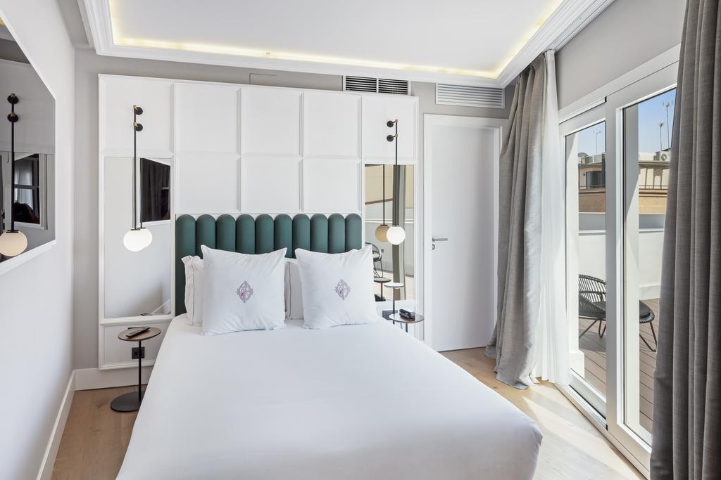 one shot palacio conde de torrejon, hôtel 4 étoiles à séville