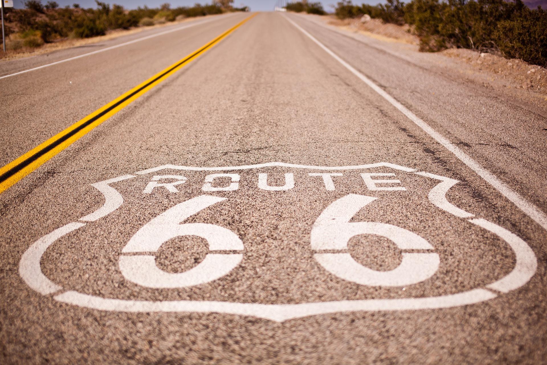 route 66 nouveau mexique