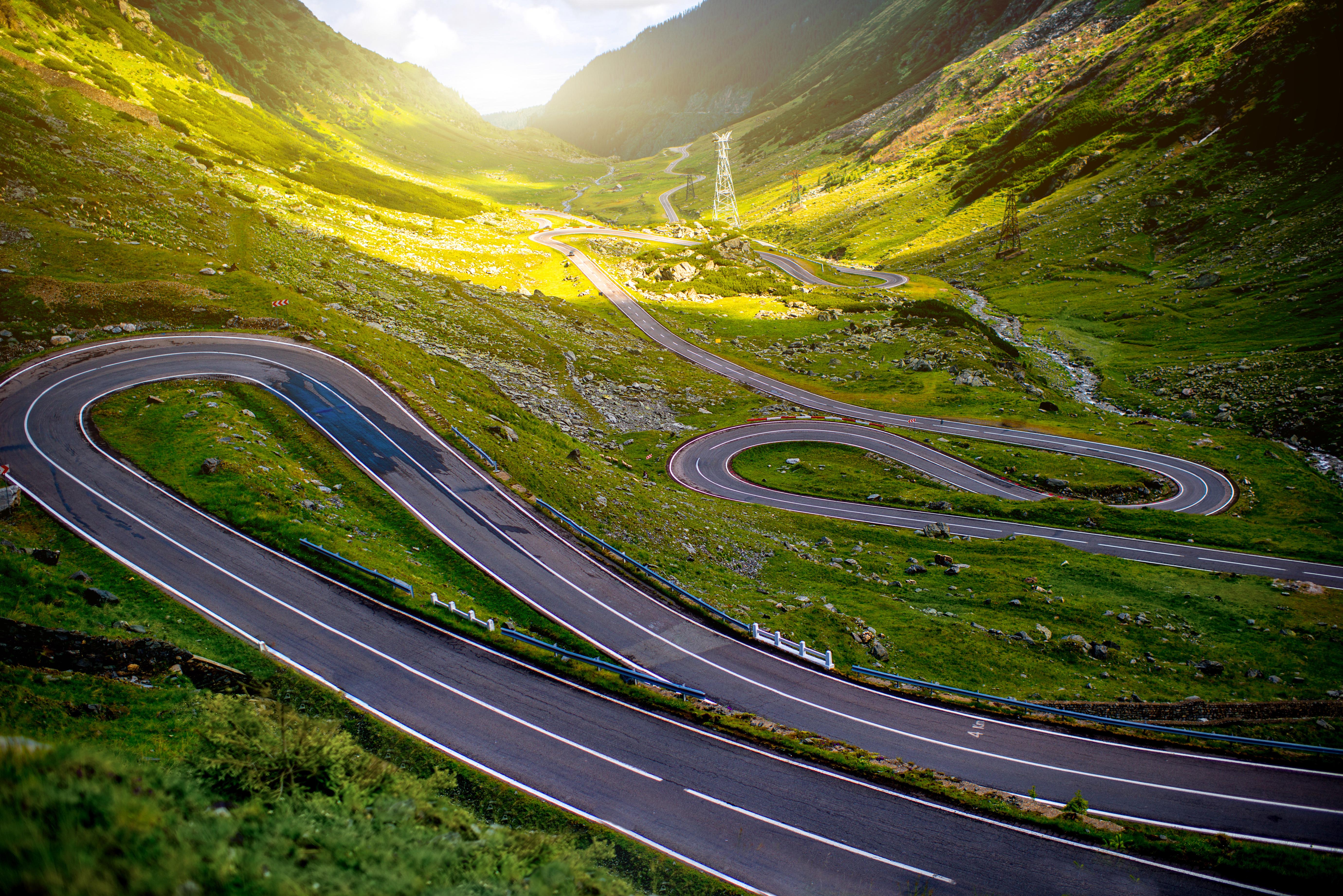 route roumanie