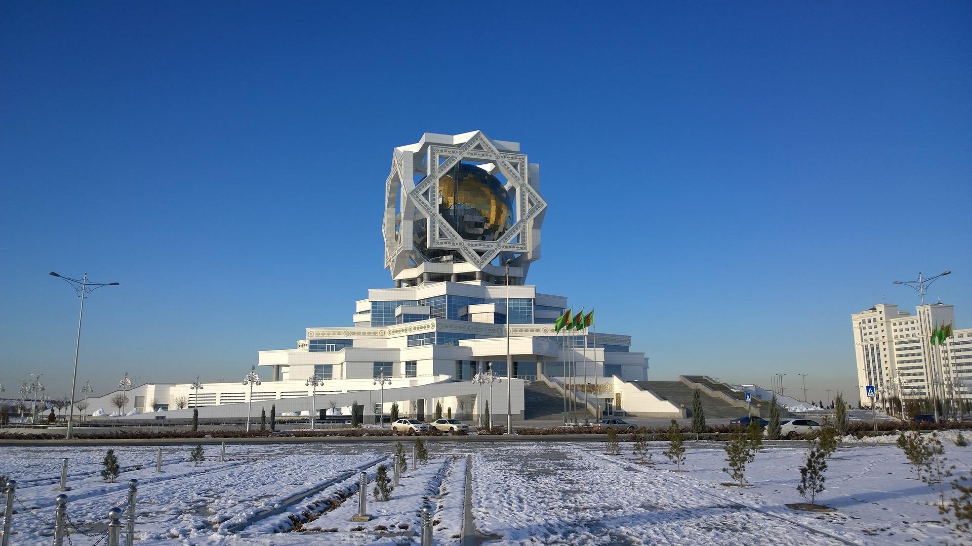 achgabat-capitale