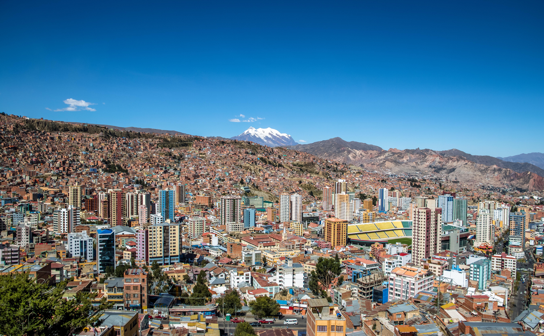 Mirador Kili Kili La Paz