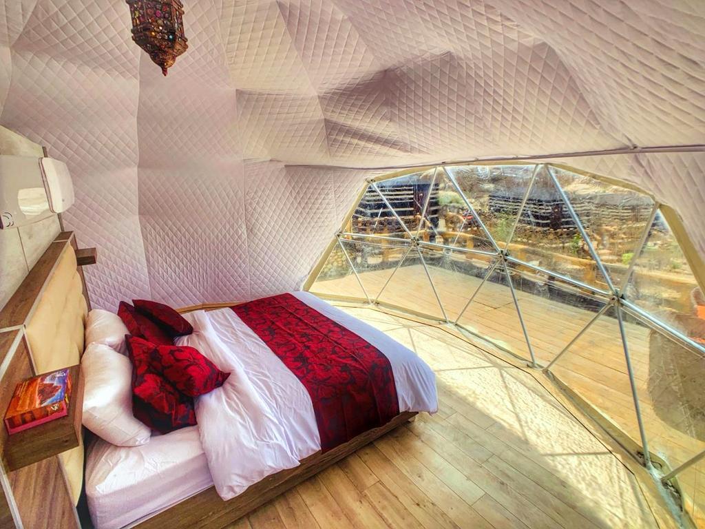 Seven Wonders Luxury Camp Pétra