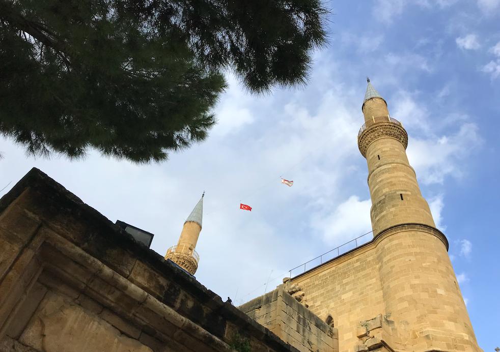 mosquée Nicosie