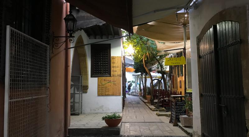 vieille ville Nicosie