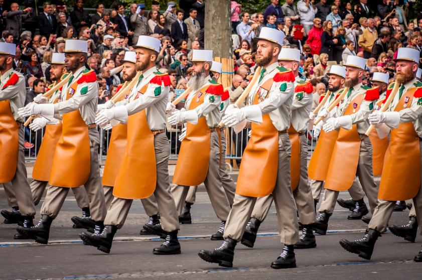 défilé militaire paris 14 juillet