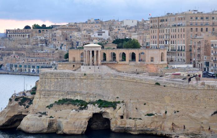 La cloche La Valette Malte